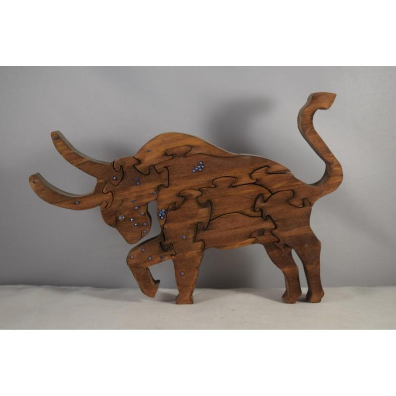 Puzzle or Ornament Zodiac...