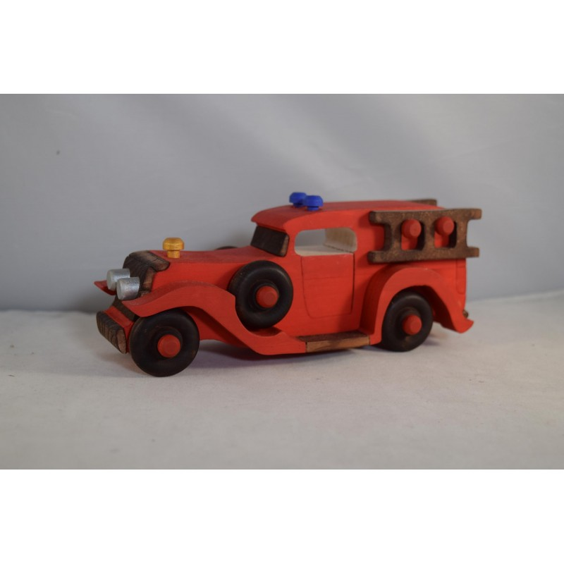 1930 Fire Engine with 2...