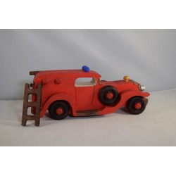 1930 Fire Engine with 2 removable ladders