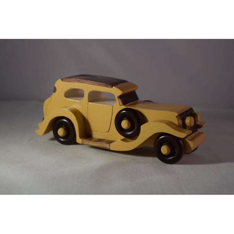 Wooden 1930 Sedan Club