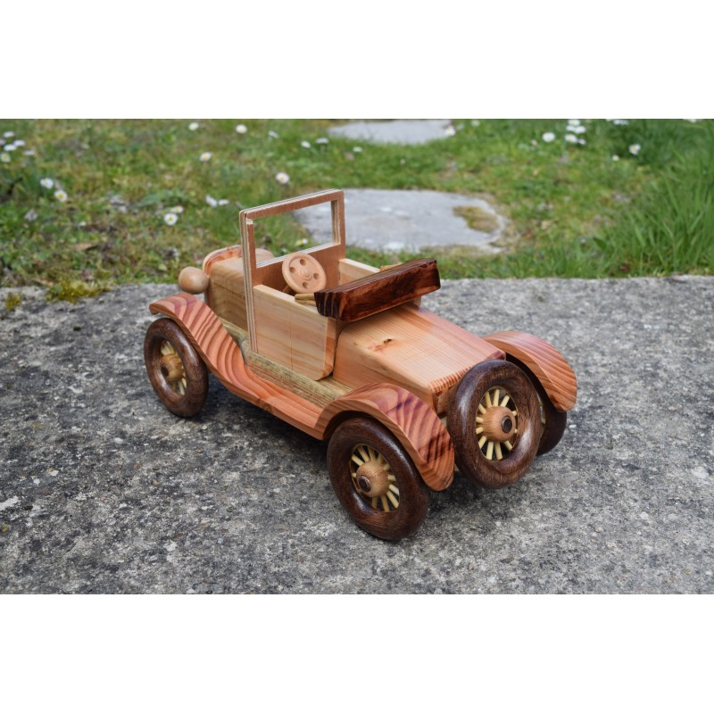 Wooden 1921 Model T Ford