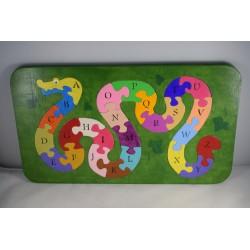 Educational Snake Puzzle