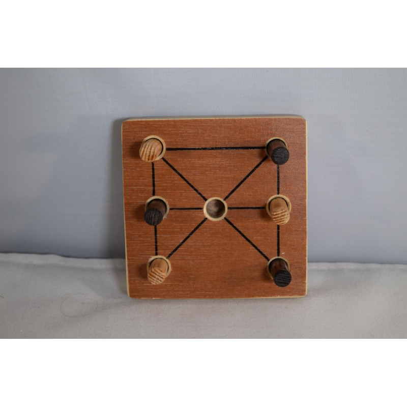 Wooden strategy game...
