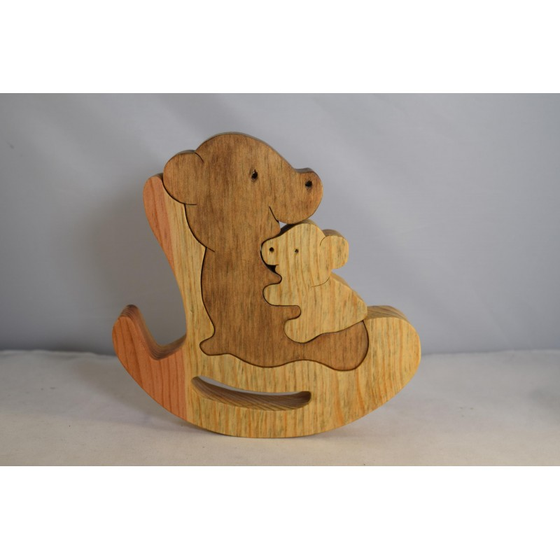 Wooden Puzzle or ornament...