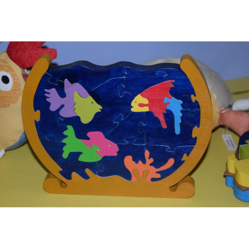 Aquarium and playful fish...