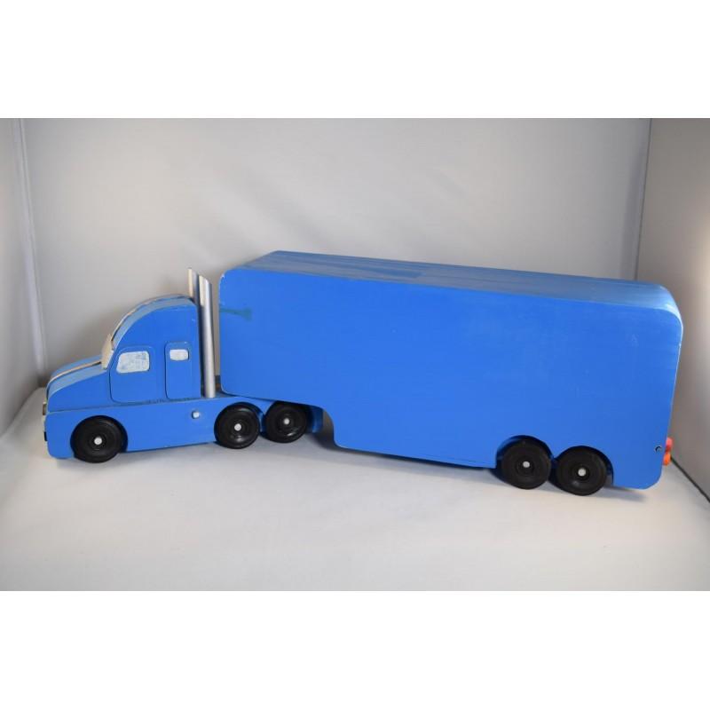 Wooden Articulated Truck...