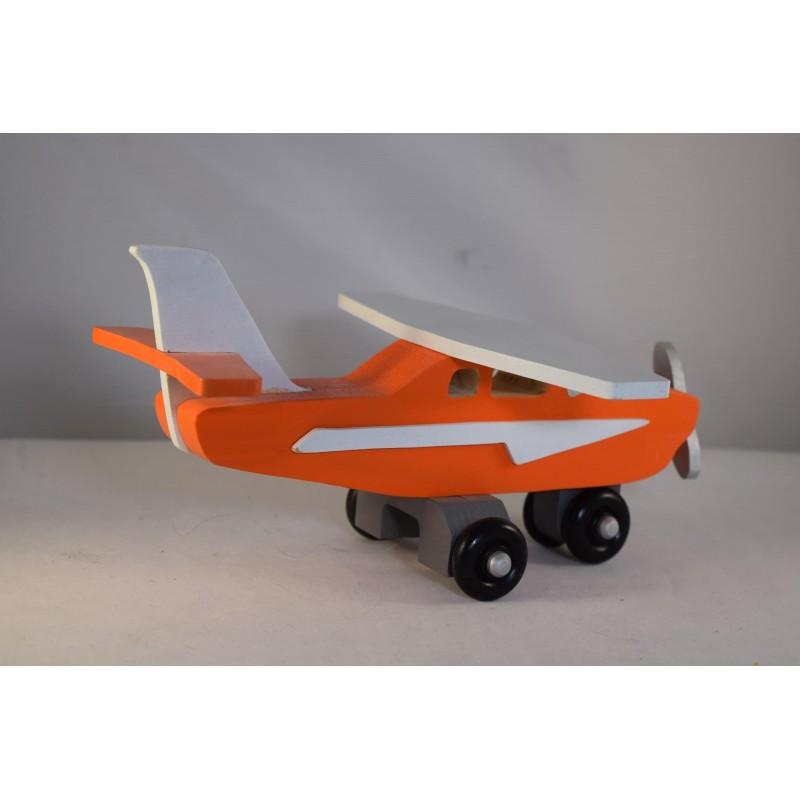 Wooden Cub Plane
