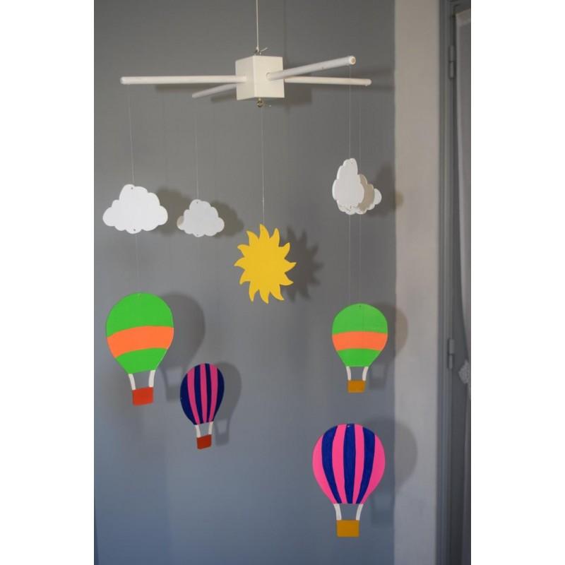 Hot Air Balloons, Clouds...