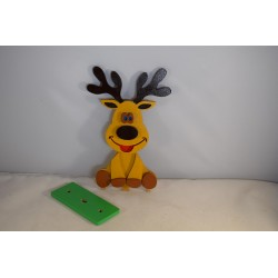Fred the Reindeer